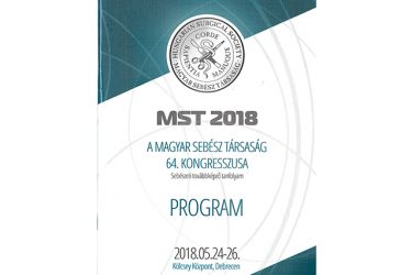 64th CONGRESS OF THE  HUNGARIAN SOCIETY OF SURGEONS